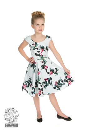 Kids Mademoiselle Swing Dress